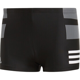 adidas Inf III Colourblock Costume a pantaloncino Uomo, black/white